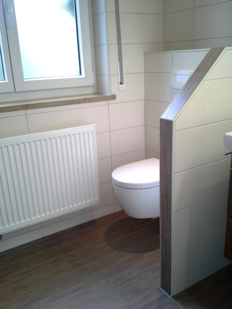 Huber Sanitaerinstallation Windsbach WC